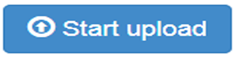 start upload button