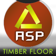 友野地板 ASP Timber Floor Company Logo