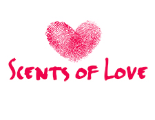 Scents of Love (Blackburn) Company Logo