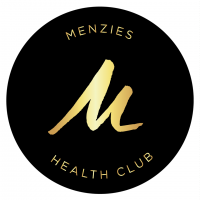 Menzies Health Club Company Logo