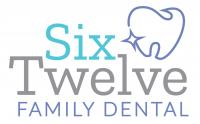 Six Twelve Family Dental Company Logo