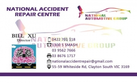 NATIONAL ACCIDENT REPAIR CENTRE thumbnail version 1