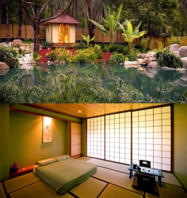 Japanese Mountain Retreat Mineral Springs and Spa thumbnail version