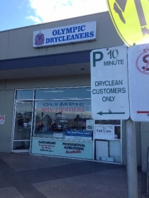 OLYMPIC DRY CLEANERS干洗店 thumbnail version